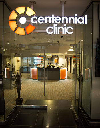 Centennial Wellness - Healthcare Clinic in Calgary